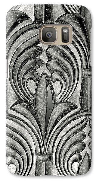 Symmetry No. 2-1 Galaxy S7 Case by Sandy Taylor