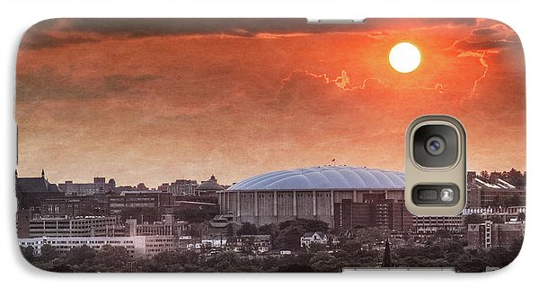 Syracuse Sunrise Over The Dome Galaxy S7 Case