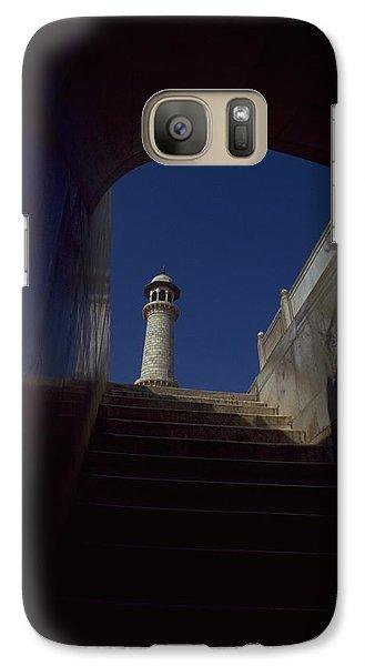 Taj Mahal Detail Galaxy S7 Case