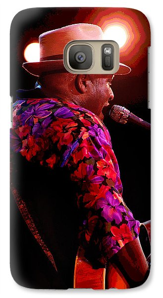 Galaxy Case featuring the photograph Taj Mahal by Jim Mathis