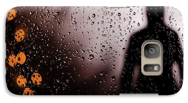 Galaxy Case featuring the photograph Take Your Light With You by David Sutton
