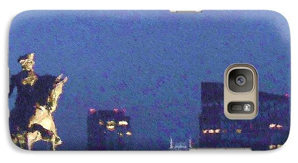 Takin' On Boston Galaxy S7 Case