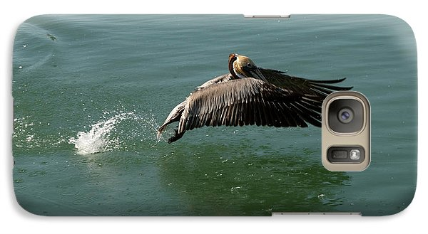 Galaxy Case featuring the photograph Taking Flight by Rod Wiens