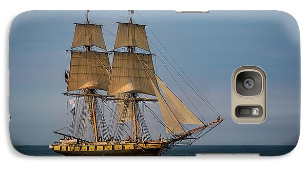 Tall Ship U.s. Brig Niagara Galaxy S7 Case