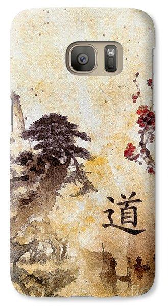 Mo Galaxy S7 Case - Tao Te Ching by Mo T