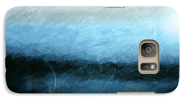 Galaxy Case featuring the photograph Tarn by Linde Townsend
