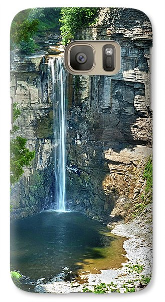 Taughannock Falls Galaxy S7 Case