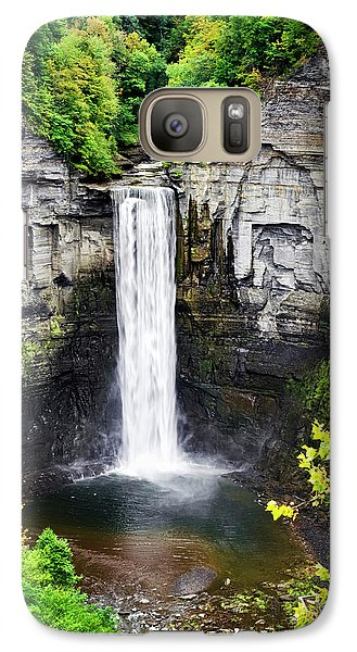 Taughannock Falls View From The Top Galaxy S7 Case