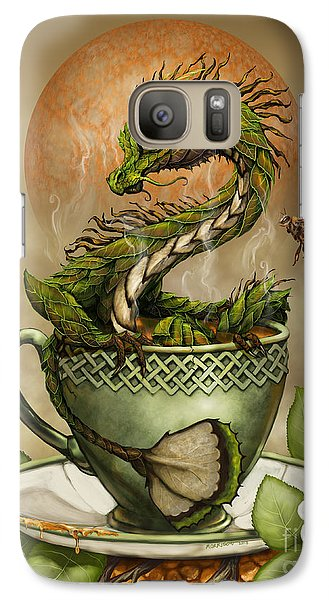Tea Dragon Galaxy S7 Case