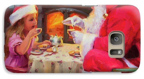 Elf Galaxy S7 Case - Tea For Two by Steve Henderson