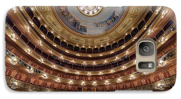 Teatro Colon Performers View Galaxy S7 Case