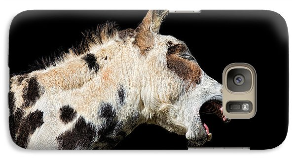 Galaxy Case featuring the photograph Tell It Like It Is by Sharon Jones