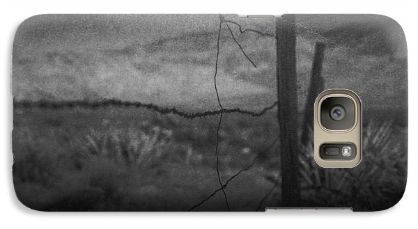 Galaxy Case featuring the photograph Tell Me by Mark Ross