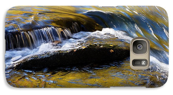 Galaxy Case featuring the photograph Tellico River - D010004 by Daniel Dempster