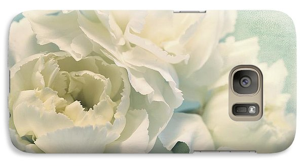 Flowers Galaxy S7 Case - Tenderly by Priska Wettstein