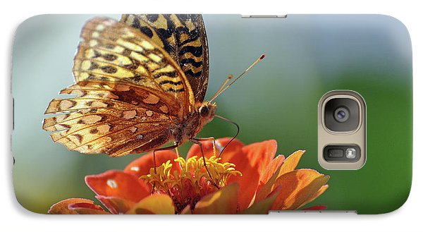 Galaxy Case featuring the photograph Tenderness by Glenn Gordon