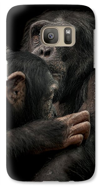 Tenderness Galaxy S7 Case by Paul Neville