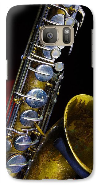 Galaxy Case featuring the photograph Tenor #1 by Jim Mathis