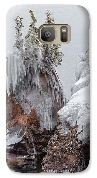 Galaxy Case featuring the photograph Tettegouche by Mary Amerman