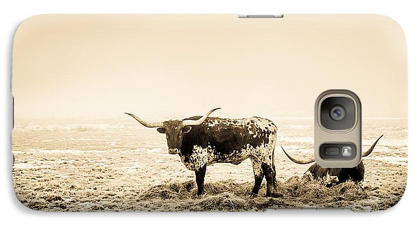 Texas Longhorns Galaxy S7 Case