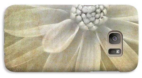 Textured Dahlia Galaxy S7 Case