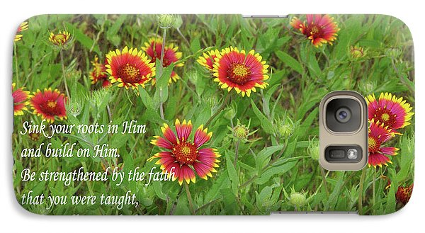 Galaxy Case featuring the photograph Thanksgiving by Robyn Stacey