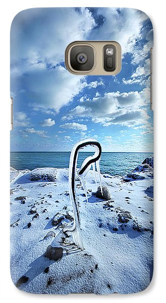 Galaxy Case featuring the photograph That One Weird Thing by Phil Koch