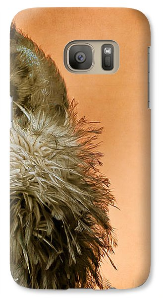 That Shy Come-hither Stare Galaxy S7 Case by Lois Bryan