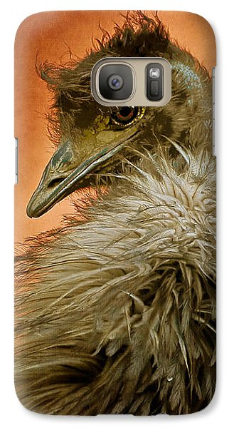 That Shy Come-hither Stare Galaxy S7 Case