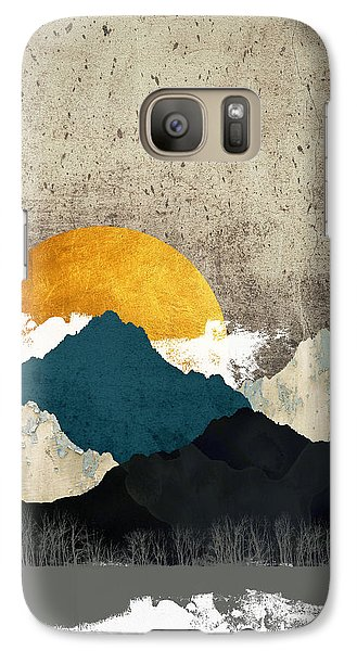 Landscapes Galaxy S7 Case - Thaw by Katherine Smit