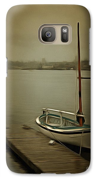 Galaxy Case featuring the photograph The Admirable by Susan Parish