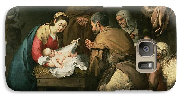 The Adoration Of The Shepherds Galaxy S7 Case