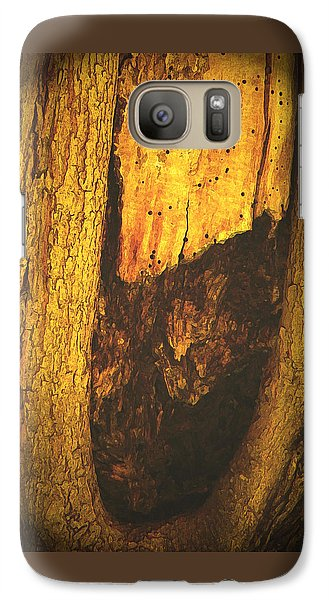 Galaxy Case featuring the photograph The African Queen by Lenore Senior