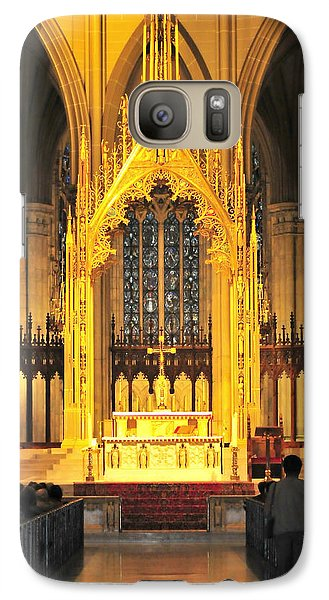 Galaxy Case featuring the photograph The Alter by Diana Angstadt