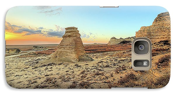 Galaxy S7 Case featuring the photograph The American West by JC Findley