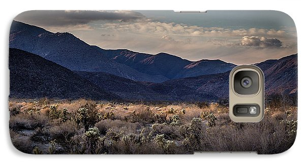 Galaxy Case featuring the photograph The American West by Peter Tellone