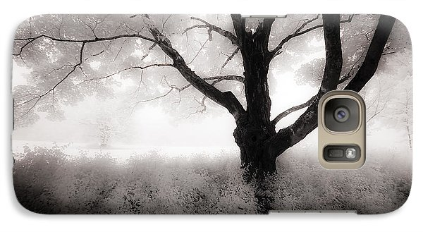 Galaxy Case featuring the photograph The Ancient Tree by Craig J Satterlee