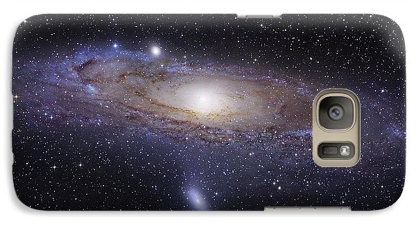 Space Galaxy S7 Case - The Andromeda Galaxy by Robert Gendler