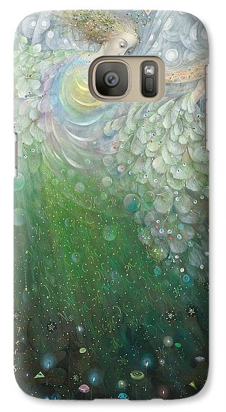 The Angel Of Growth Galaxy S7 Case