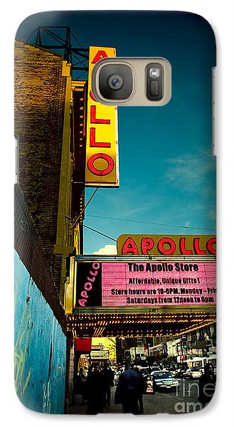 The Apollo Theater Galaxy S7 Case