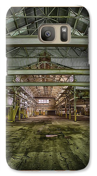 Galaxy Case featuring the photograph The Arrow by R Thomas Berner