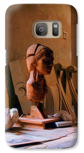 The Restoration Studio 3 Galaxy S7 Case