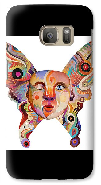 Galaxy Case featuring the painting The Awakening by Bob Coonts