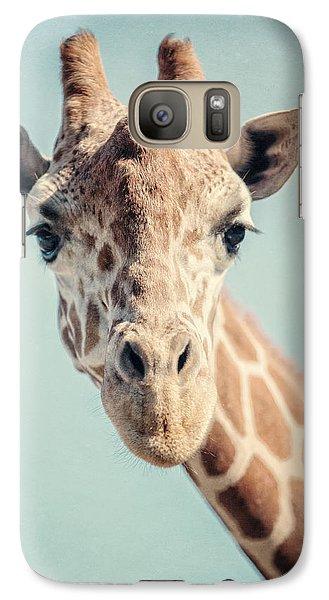 The Baby Giraffe Galaxy S7 Case