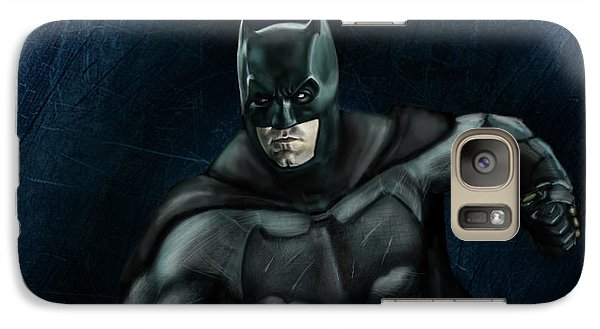 The Batman Galaxy S7 Case by Vinny John Usuriello