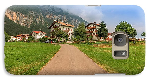 Galaxy Case featuring the photograph The Beautiful Dolomites by Roy McPeak