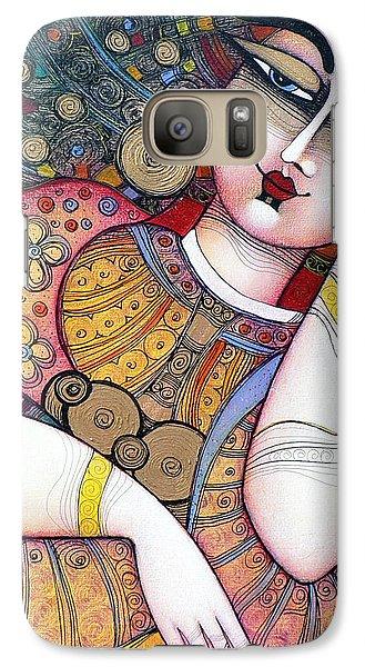 The Beauty Galaxy S7 Case by Albena Vatcheva