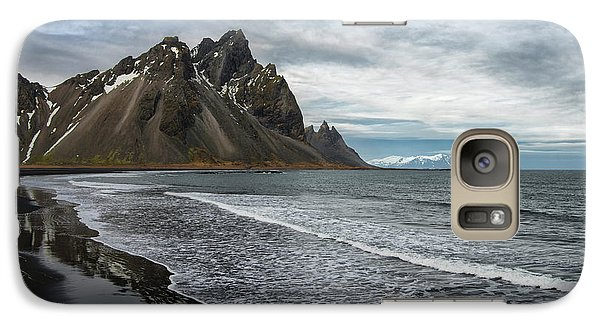 Galaxy Case featuring the photograph The Beauty Of Iceland by Sandra Bronstein