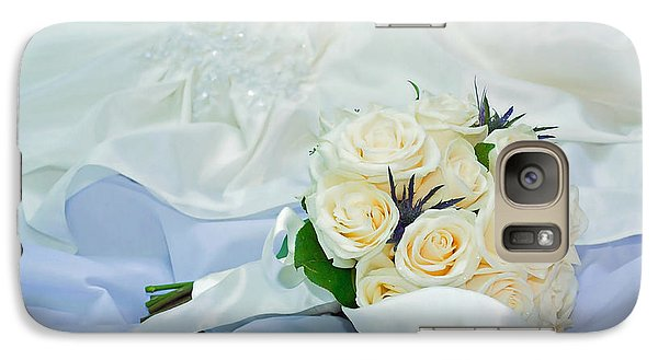 Galaxy Case featuring the photograph The Bouquet by Keith Armstrong