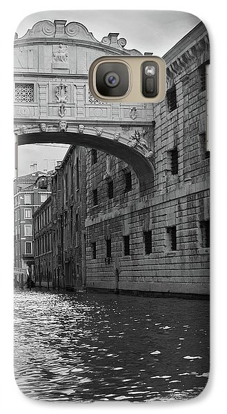 The Bridge Of Sighs, Venice, Italy Galaxy S7 Case